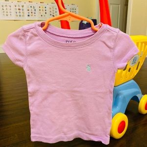Polo Ralph Lauren toddler's top
